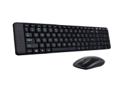Imagen de Logitech Wireless Combo MK220 teclado y mouse