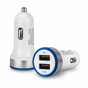Imagen de Klip Xtreme - Battery charger - car dual