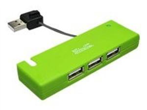 Imagen de Klip Xtreme KUH-400G - Hub - 4 x USB 2.0  - sobremesa