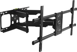 Imagen de Klip Xtreme - Wall mount bracket - 37-90in Tilt-Sw 75kg