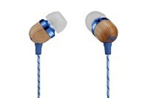 Imagen de House of Marley Smile Jamaica - Auriculares internos con micro - en oreja  - cableado - conector de 3,5 mm