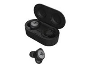 Imagen de ifrogz AirTime - Auriculares inalámbricos con micro - en oreja  - Bluetooth - negro