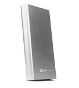 Imagen de Klip Xtreme KBH-205SV - Power bank - 20000 mAh  - 5 pin Micro-USB Type B - 2 x 4 pin USB Type A