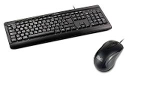 Imagen de Klip Xtreme KCK-251S DeskMate - Juego de teclado y ratón
